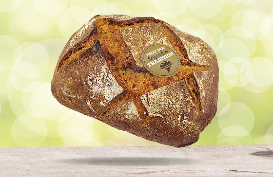 Neu: Graf von Berg Brot